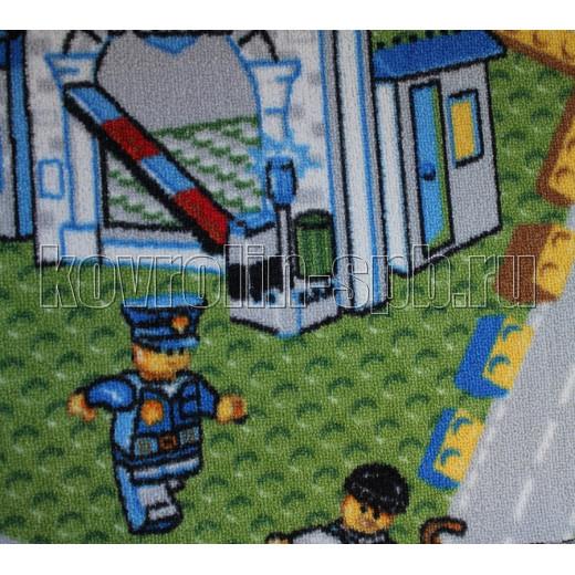 Ковролин бытовой Детский ковролин Конструктор 950