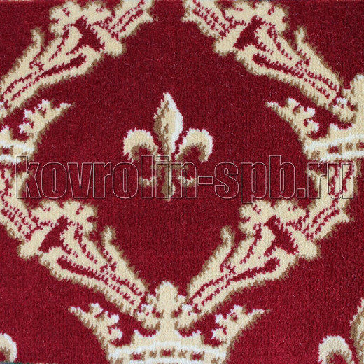 Ковролин бытовой Тканый ковролин Корона роза