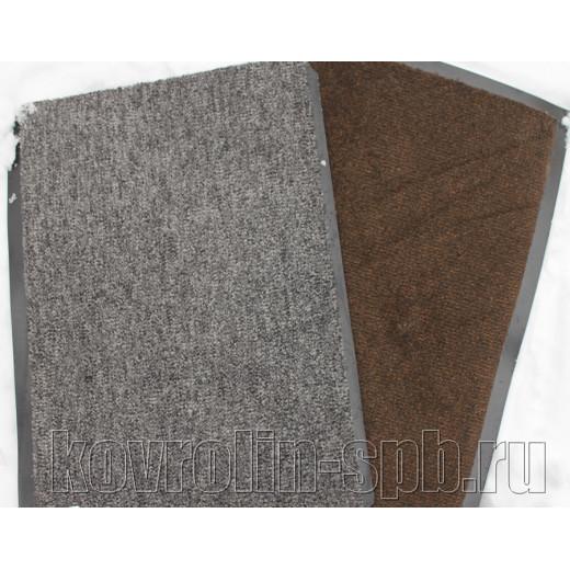 Грязезащитные покрытия Коврики влаговпитывающие на резиновой основе Отечественный 60x90