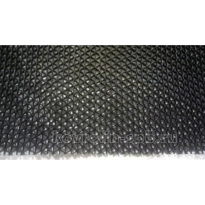 Грязезащитные покрытия Коврики ячеистые резиновые Дорожка Змейка