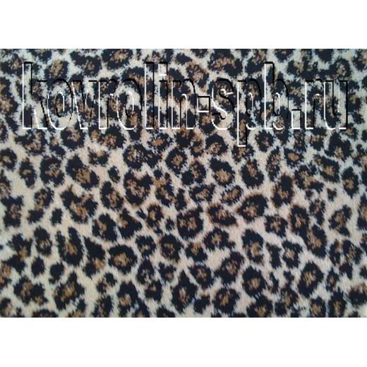 Ковролин бытовой Тканый ковролин Леопард