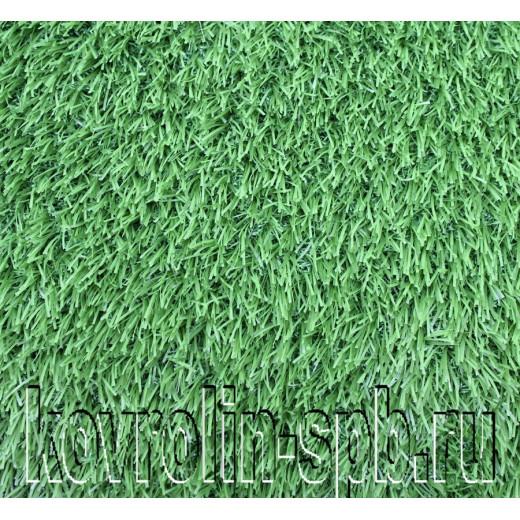 Искусственная трава Прованс салатовый